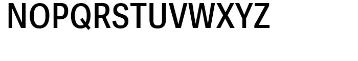 Adelle Sans Condensed SemiBold Font UPPERCASE