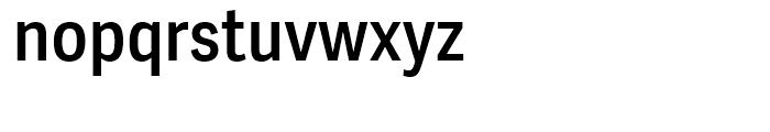 Adelle Sans Condensed SemiBold Font LOWERCASE