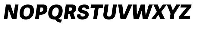 Adelle Sans Extrabold Italic Font UPPERCASE