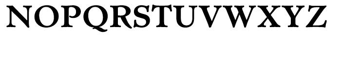 Administer TC Bold Font UPPERCASE