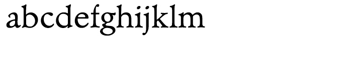 Administer TC Book Font LOWERCASE
