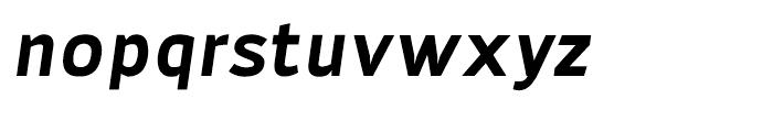 Adonide Bold Italic Font LOWERCASE