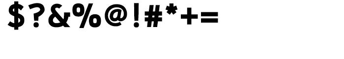 Adonide Bold Font OTHER CHARS