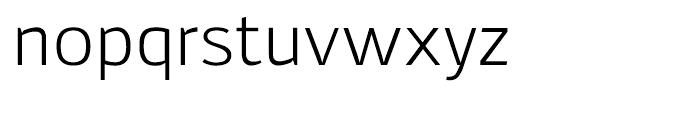 Adonide Light Font LOWERCASE