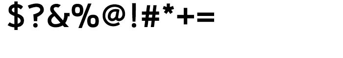 Adonide Medium Font OTHER CHARS