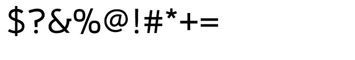 Adonide Regular Font OTHER CHARS