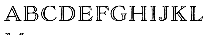 Adorn Engraved Font - What Font Is