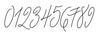 Adalberta Monoline Font OTHER CHARS