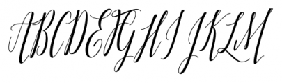Adalberta Pro Regular Font UPPERCASE