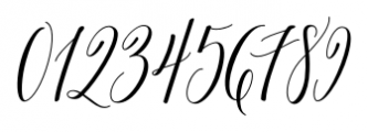 Adalberta Regular Font OTHER CHARS
