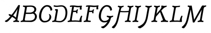 Adantine Small Capitals Font LOWERCASE