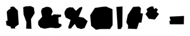 Addlethorpe 2 Font OTHER CHARS