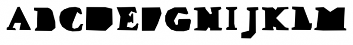 Addlethorpe 2 Font UPPERCASE
