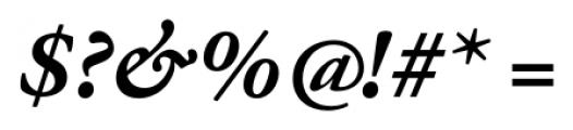 Adobe® Garamond® Pro Bold Italic Font