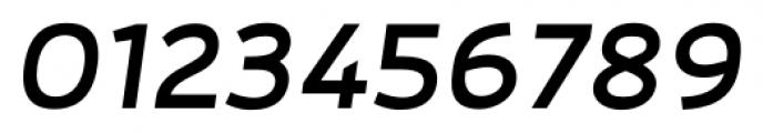 Adonide Medium Italic Font OTHER CHARS