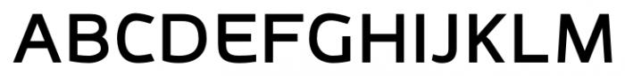 Adonide Medium Font UPPERCASE