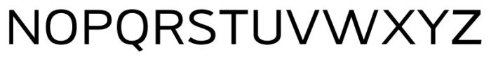 Adonide Regular Font UPPERCASE