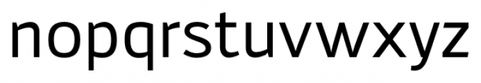 Adonide Regular Font LOWERCASE