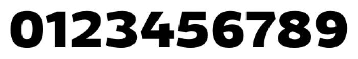 Adria Grotesk UprightItalic Black Font OTHER CHARS