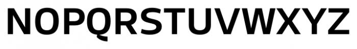 Adria Grotesk UprightItalic Medium Font UPPERCASE
