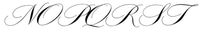 Adagio Pro Font UPPERCASE