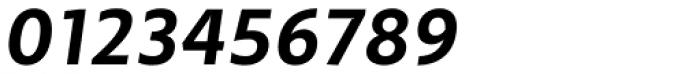 Adagio Sans SemiBold italic Font OTHER CHARS