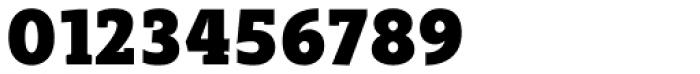 Adagio Slab Heavy Font OTHER CHARS