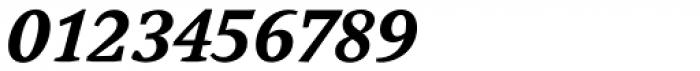 Adam Serif Bold Italic Font OTHER CHARS