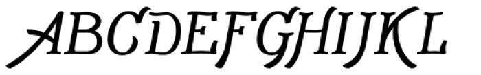 Adantine Capitals Bold Font UPPERCASE
