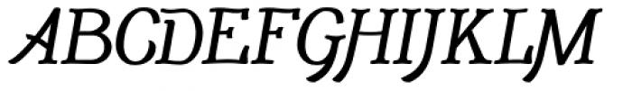 Adantine Text Bold Font UPPERCASE