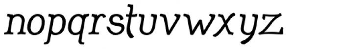 Adantine Text Font LOWERCASE
