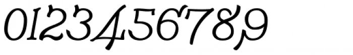 Adantine Font OTHER CHARS