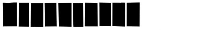 Addlethorpe 3 Font OTHER CHARS