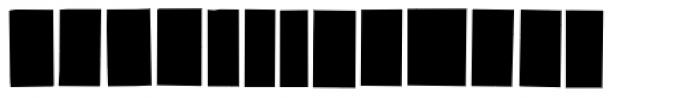Addlethorpe 3 Font LOWERCASE