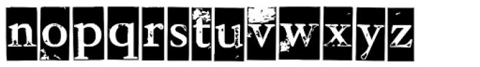 Addlethorpe Web Font LOWERCASE