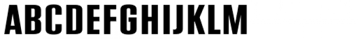 Address Sans Pro Cd Bold Font UPPERCASE