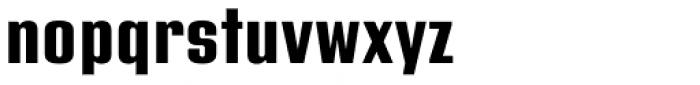Address Sans Pro Cd Bold Font LOWERCASE