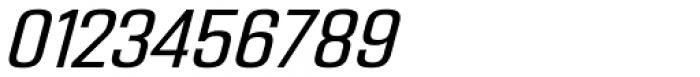 Address Sans Pro Regular Italic Font OTHER CHARS