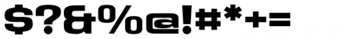 Address Sans Pro Xt Extra Bold Font OTHER CHARS
