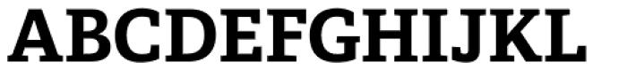 Adelle Basic Bold Font UPPERCASE