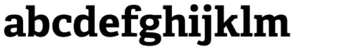 Adelle Basic Bold Font LOWERCASE