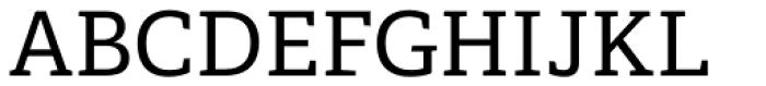 Adelle Basic Regular Font UPPERCASE
