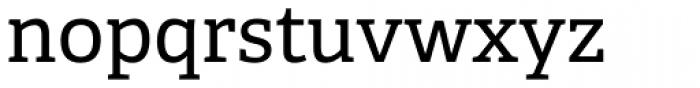 Adelle Basic Regular Font LOWERCASE