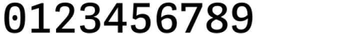 Adelle Mono Flex Semibold Font OTHER CHARS
