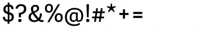 Adelle Sans Regular Font OTHER CHARS