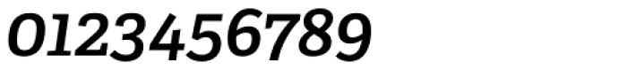 Adelle SemiBold Italic Font OTHER CHARS