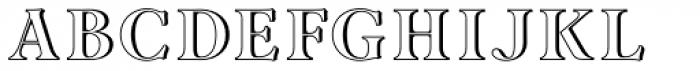 Ademo ExtraLight Font LOWERCASE