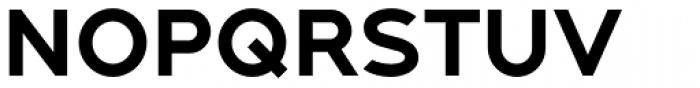 Adequate Bold Font UPPERCASE
