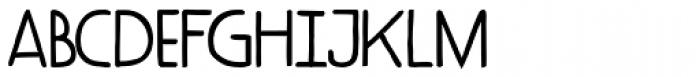 Aderyn ExtraBold Font UPPERCASE