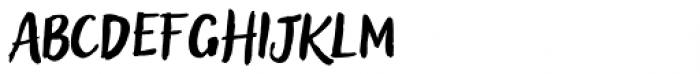 Adlery Pro Blockletter Font UPPERCASE